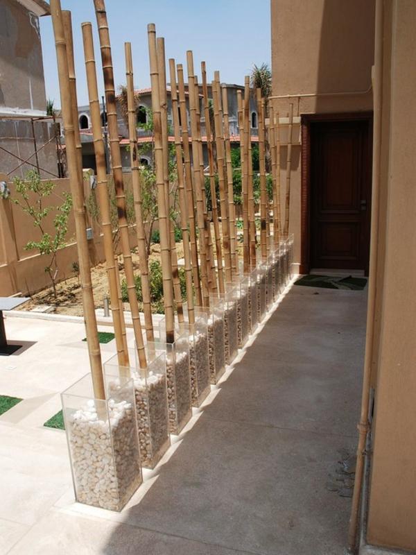 Le bambou d coratif va faire des miracles pour votre interieur for Deco jardin avec bambou