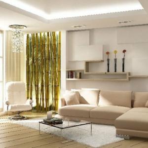 Le bambou décoratif va faire des miracles pour votre interieur