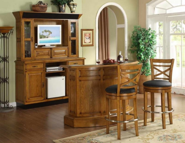 bar-plan-de-travail-design-bois-deux-chaises