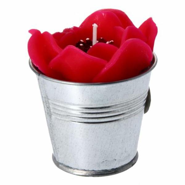 bougie-en-forme-de-fleur