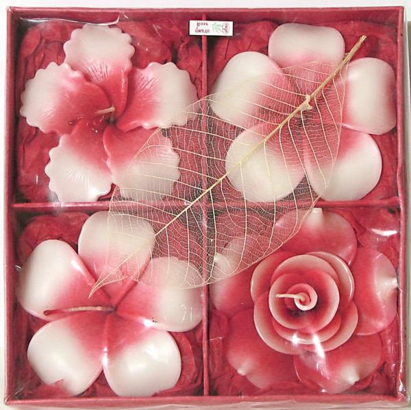 bougie-fleur-rose-4-designs