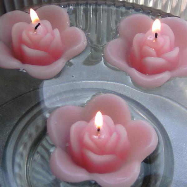 bougie-fleur-roses-3