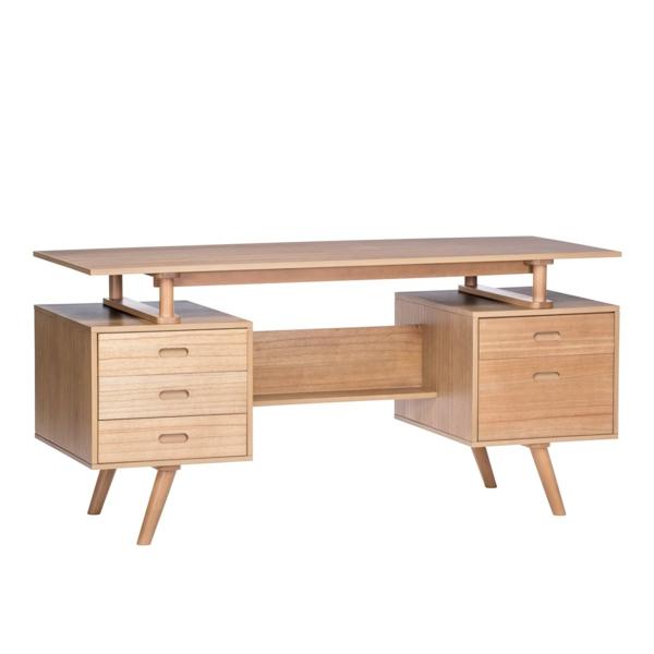 Un bureau design scandinave vous offre du confort et du plaisir esth tique - Bureau scandinave occasion ...