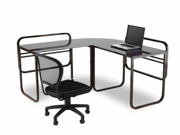Un bureau design scandinave vous offre du confort et du for Set de bureau design