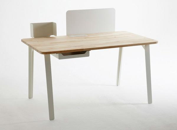 bureau-design-scandinave-peu-d'espace