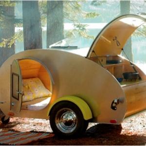 Des camping-cars étranges - le Top 30!