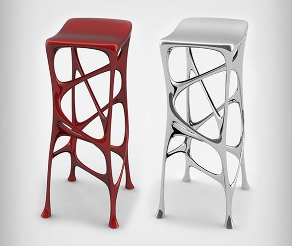 La chaise haute de bar quelle mod le choisir selon l for Chaise design de cuisine