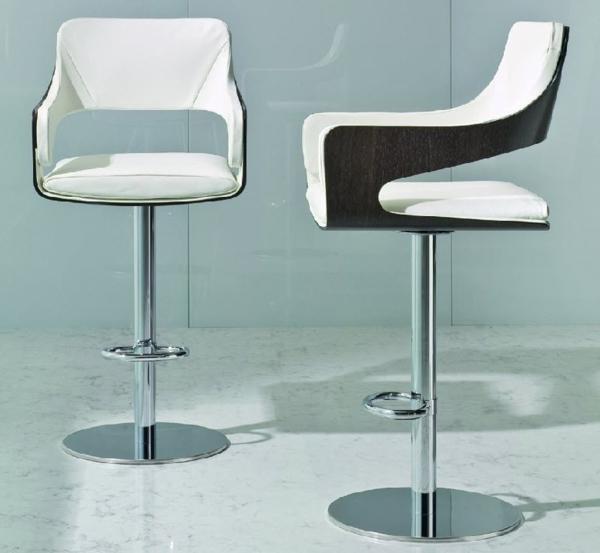 chaise-haute-de-bar-design-moderne-noir-et-blanc