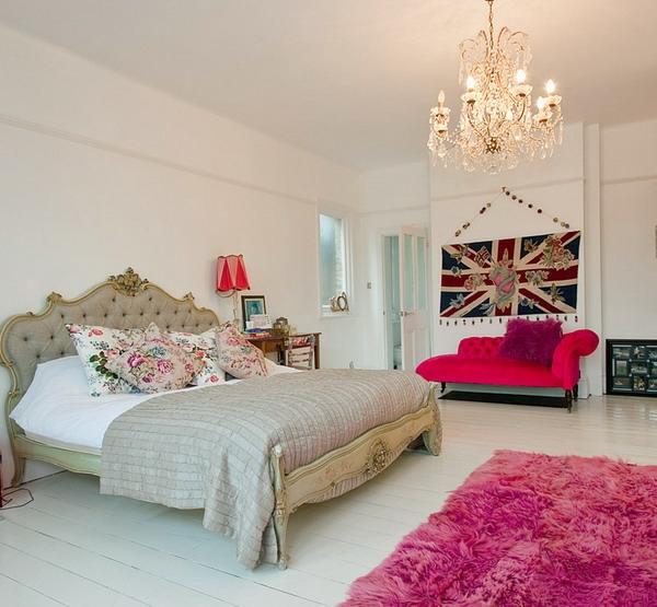 chambre-de-style-anglais-chambre-à-coucher-moderne