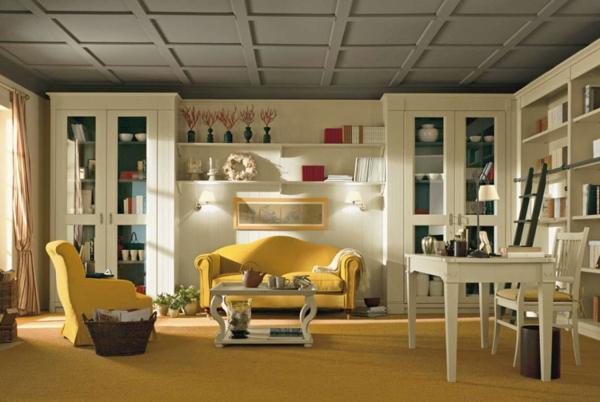 chambre style anglais moderne » Photos de design d\'intérieur et ...