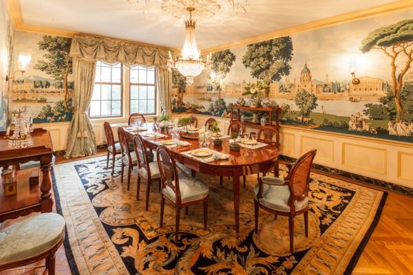 chambre-de-style-anglais-salle-de-déjeuner-splendide
