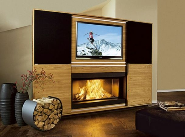 cheminee-decorative-idee-tele