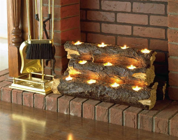cheminee-decorative-idee-tronc-d'arbre