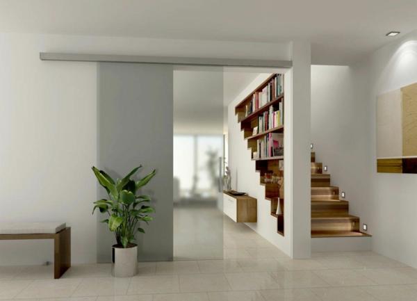 la cloison coulissante une l gance pratique et belle. Black Bedroom Furniture Sets. Home Design Ideas
