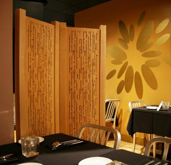 les cloisons en bois attribuent une beaut accueillante de. Black Bedroom Furniture Sets. Home Design Ideas