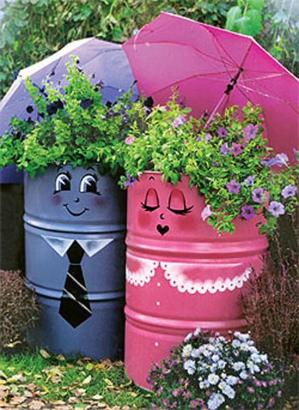Comment d corer son jardin avec des trucs malins - Decorer une terrasse ...