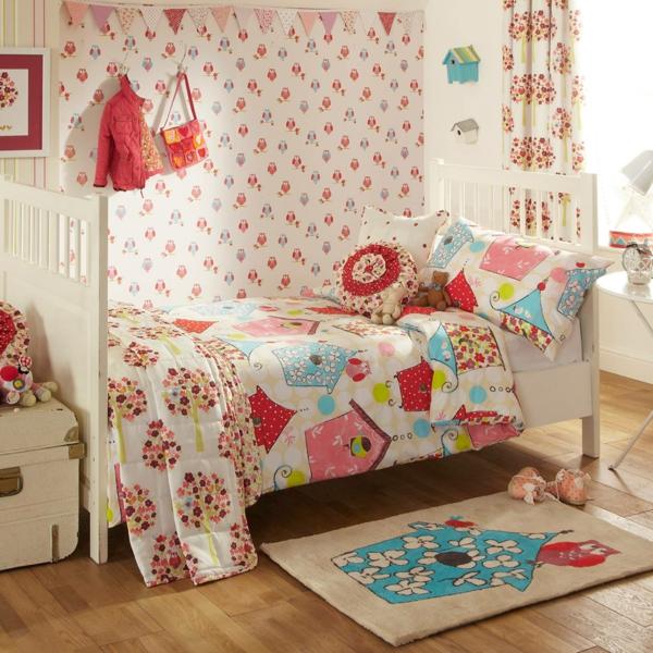 la couette imprim e est le v tement joli de votre lit. Black Bedroom Furniture Sets. Home Design Ideas