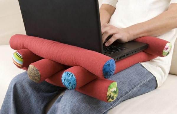 coussin-ordinateur-portable-originale-rouleaux
