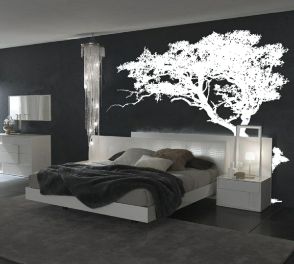 quelques id es de d coration murale originale. Black Bedroom Furniture Sets. Home Design Ideas