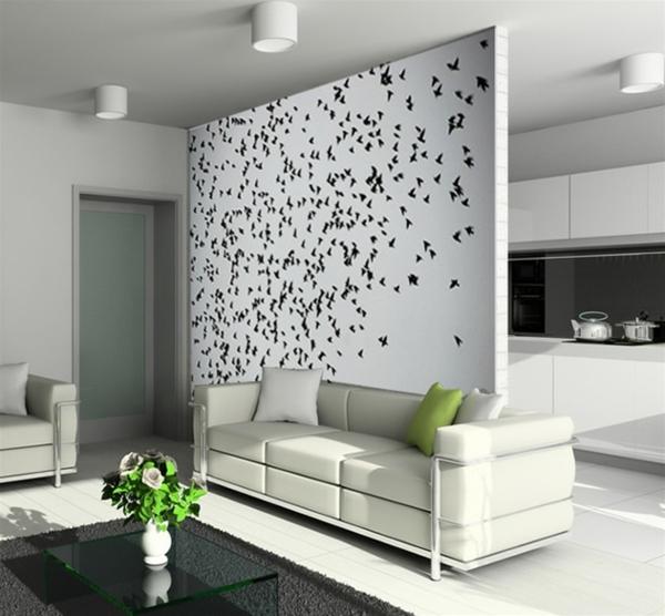 décoration-murale-originale-oiseaux