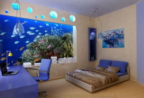 décoration-murale-originale-du-monde-sous-marin