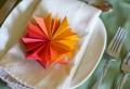 La déco serviette en papier – un jeu amusant et une décoration attrayante