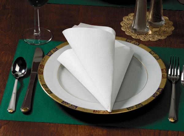 deco-serviette-papier-blanche