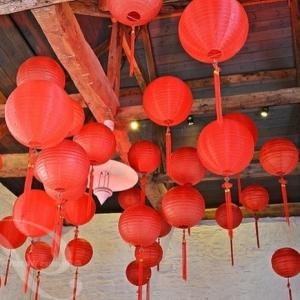 La  décoration chinoise vous surprendra de splendeur lors de vos fêtes!