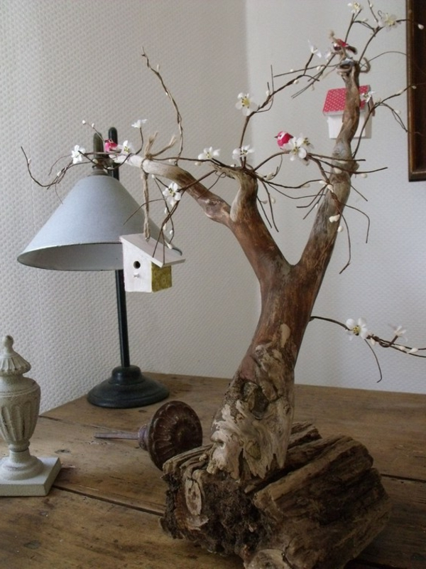 decoration-en-bois-idee-vintage