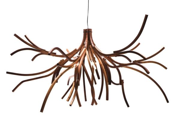 decoration-en-bois-pour-chandelier