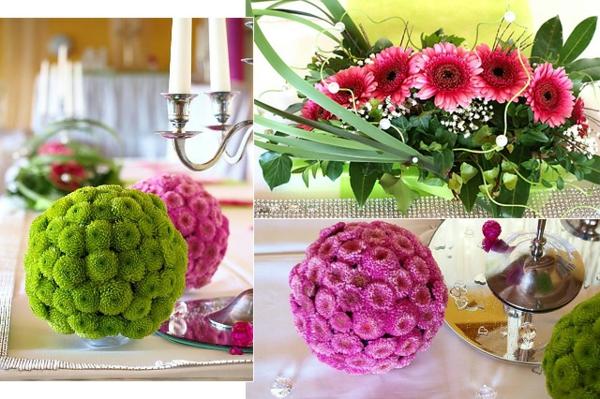 decoration-florale-pour-mariage-bouquets-verts