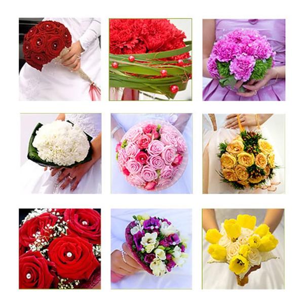 decoration-florale-pour-mariage-bouquets