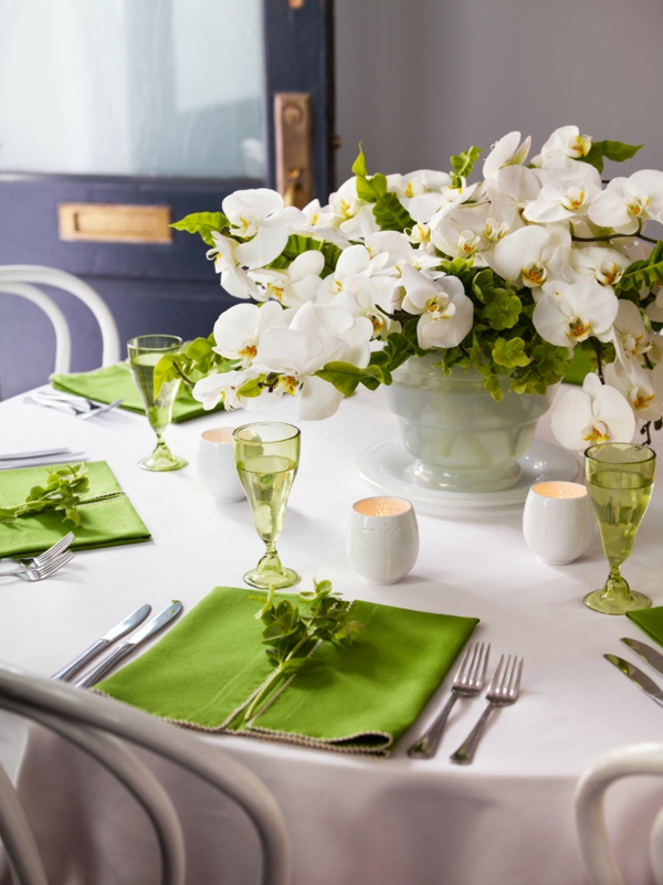 decoration-florale-pour-mariage-idee-orchidees-verts