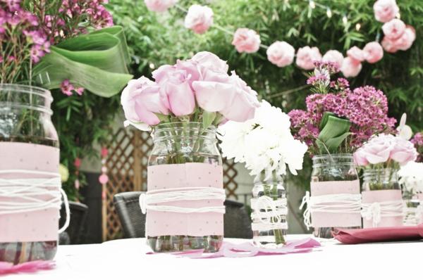 decoration-florale-pour-mariage-idee-pots-robes