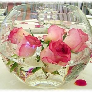 La décoration florale pour mariage - le jeu inspirant de la fête!