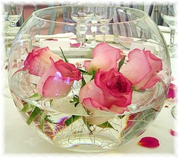 decoration-florale-pour-mariage-pot-roses