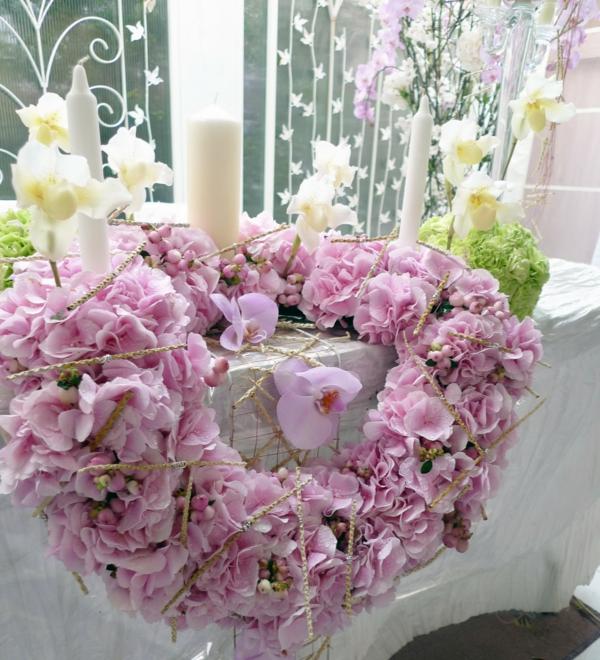decoration-florale-pour-mariage-roses