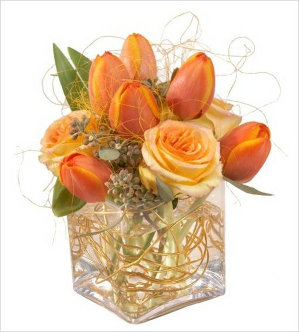 decoration-florale-pour-mariage-tulipes