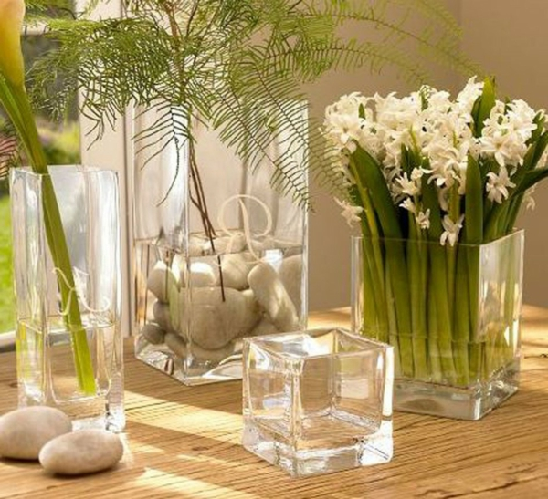 decoration-nouvel-an-table-fleurs