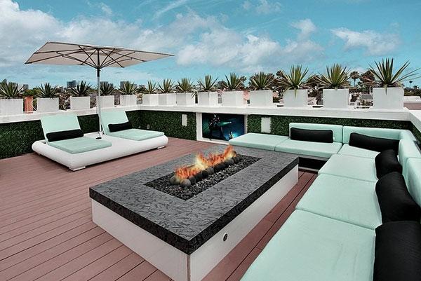 La d coration terrasse ext rieur des id es pour rafra chir et embellir votr - Decoration de terrasse ...