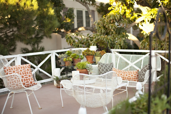 La d coration terrasse ext rieur des id es pour rafra chir et embellir votre coin pr f r - Deco exterieur terras ...