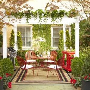 La décoration terrasse extérieur - des idées pour rafraîchir et embellir votre coin préféré pendant la belle saison