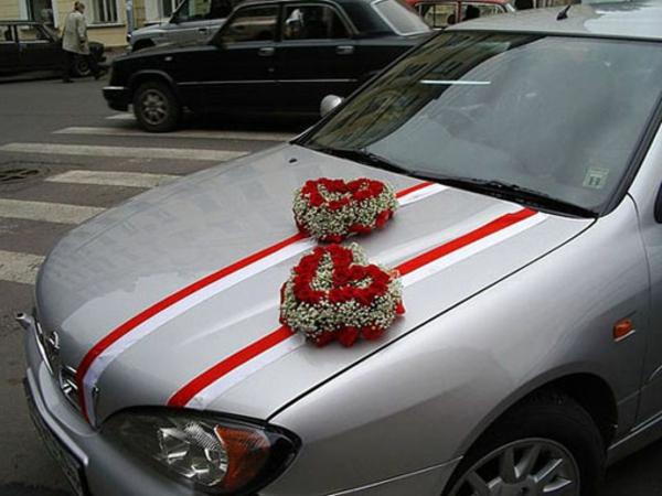 Decoration Mariage Voiture Coeur : Decoration mariage voiture coeur idées et d inspiration
