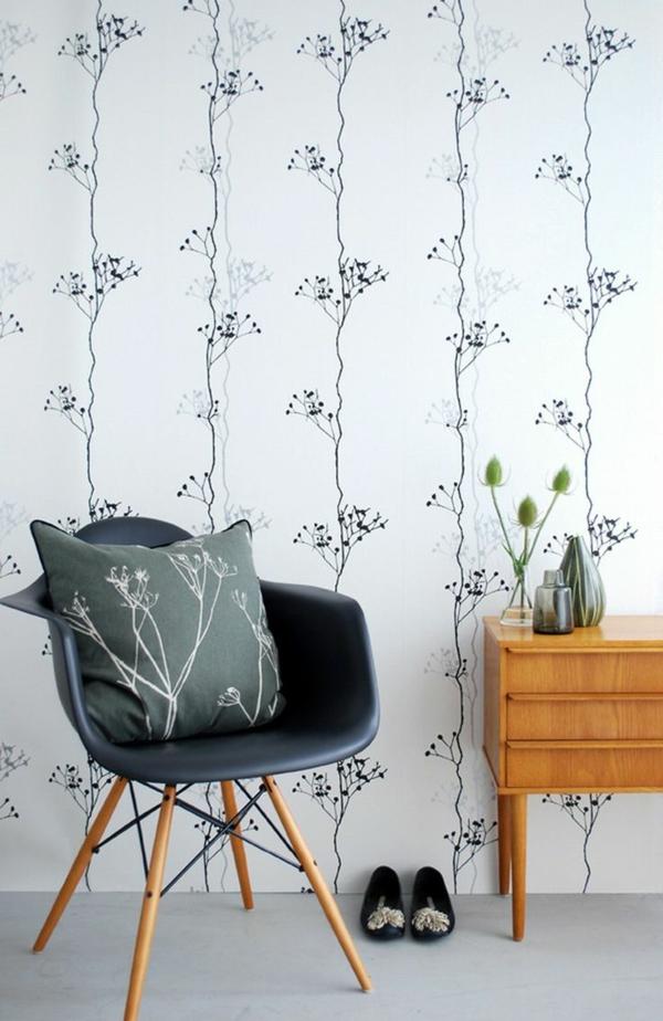 deo-pour-les-mur-papier-peint-et-coussins-avec-un fauteil-origianal