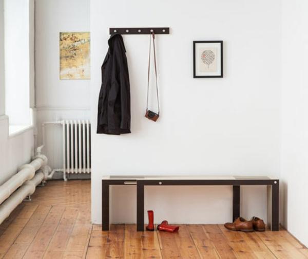 Banc En Bois Design : Mod?les de bancs en bois pour l'int?rieur