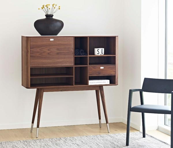 une enfilade scandinave pourquoi ne pas donner un look design votre int rieur. Black Bedroom Furniture Sets. Home Design Ideas