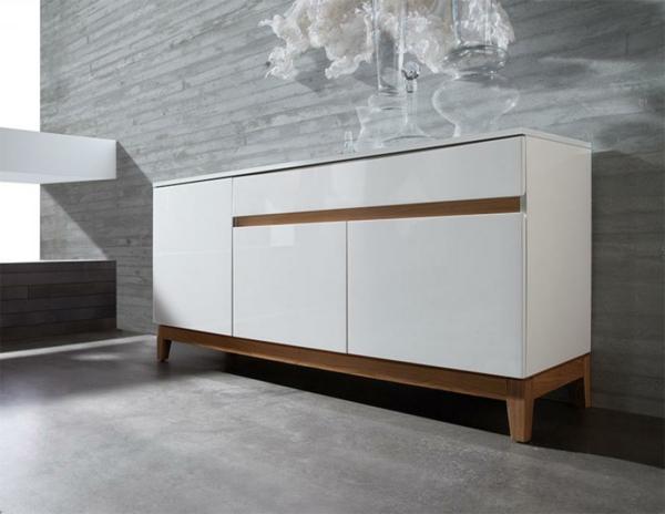 une enfilade scandinave pourquoi ne pas donner un look. Black Bedroom Furniture Sets. Home Design Ideas