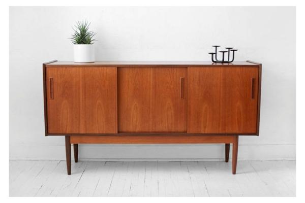 une enfilade scandinave pourquoi ne pas donner un look design votre int rieur. Black Bedroom Furniture Sets. Home Design Ideas