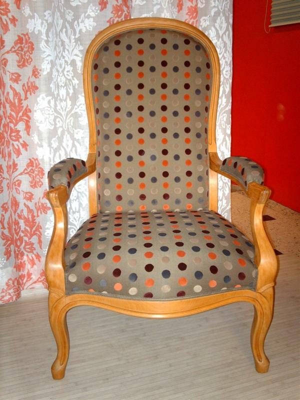 les fauteuils voltaire un confort cherch et un vrai r gal pour les sens esth tiques - Fauteuil Voltaire Relooke Moderne