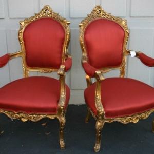 Les fauteuils voltaire - un confort cherché et un vrai régal pour les sens esthétiques